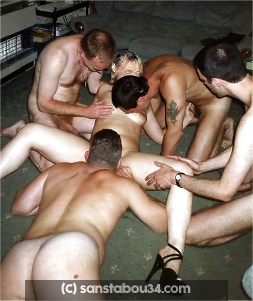 gang bang en bretagne rencontre gay poitiers