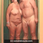 Couple naturiste frontignan