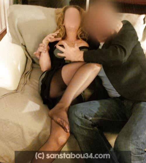 Couple marié cherche hommes bis recevons sur Agde