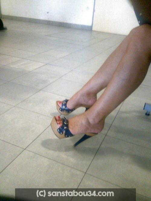 Diane femme dominante de Lattes cherche un larbin bon lécheur de pied