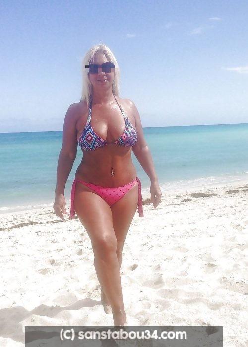 Marianne, blonde libertine cherche coquin pour plan sexe dans les dunes