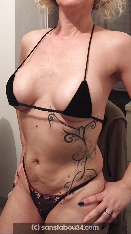 Carnon : Cougar mature sexy cherche jeune amant pr trio HHF
