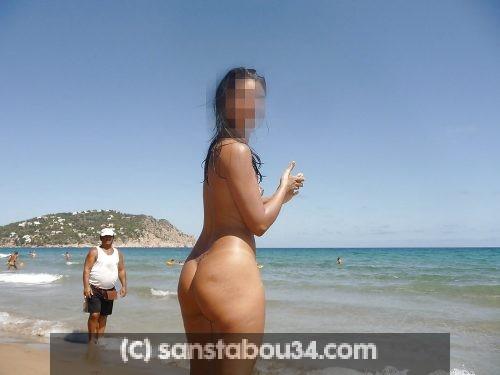 Parisienne sexy en vacances a Valras cherche rencontre